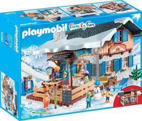 """Набор Playmobil 9280 """"Горная хижина"""""""
